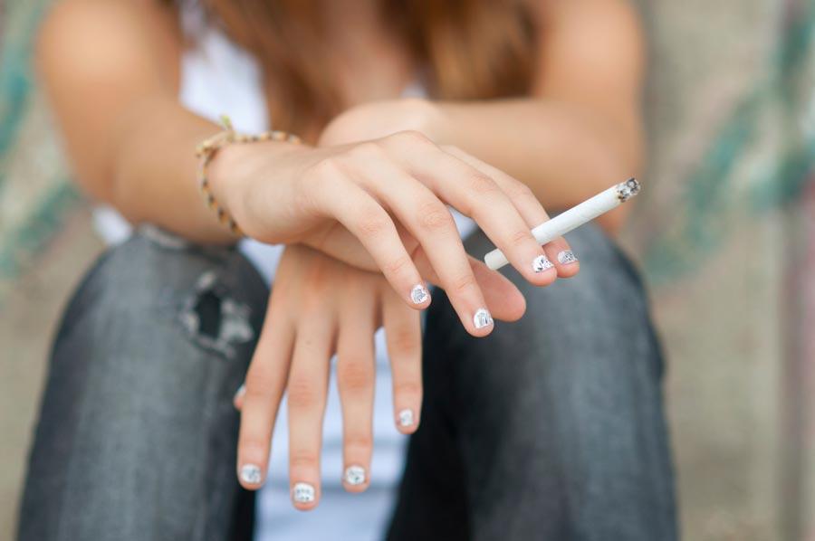 Как говорить с подростком о вреде курения
