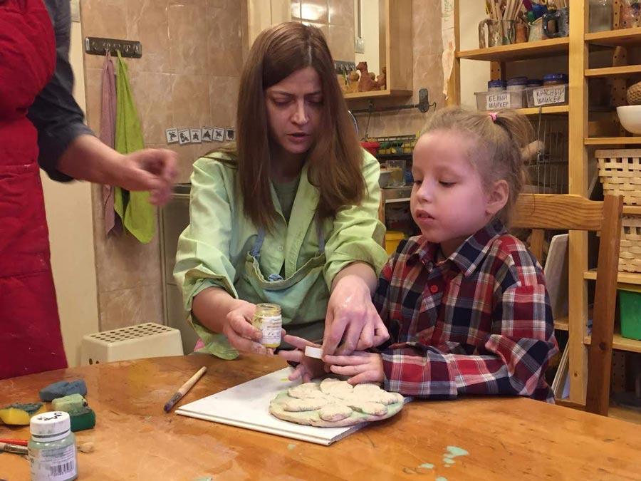 Занятия по подготовке к школе для ребенка с рассеянным вниманием