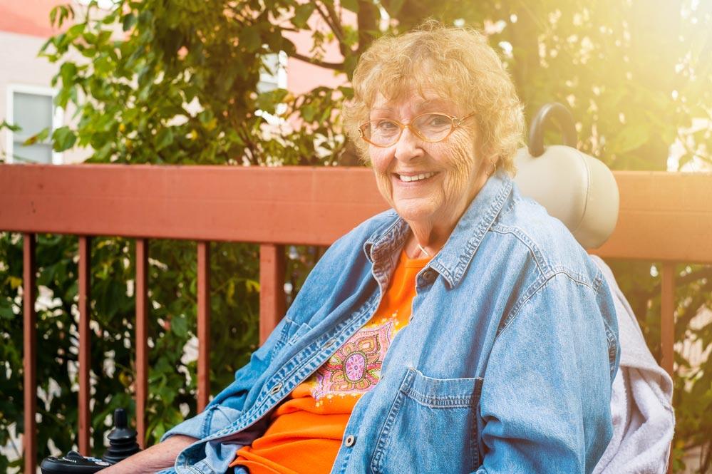 Что важно вуходе забольным деменцией