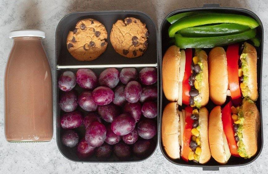 Что приготовить на перекус школьнику
