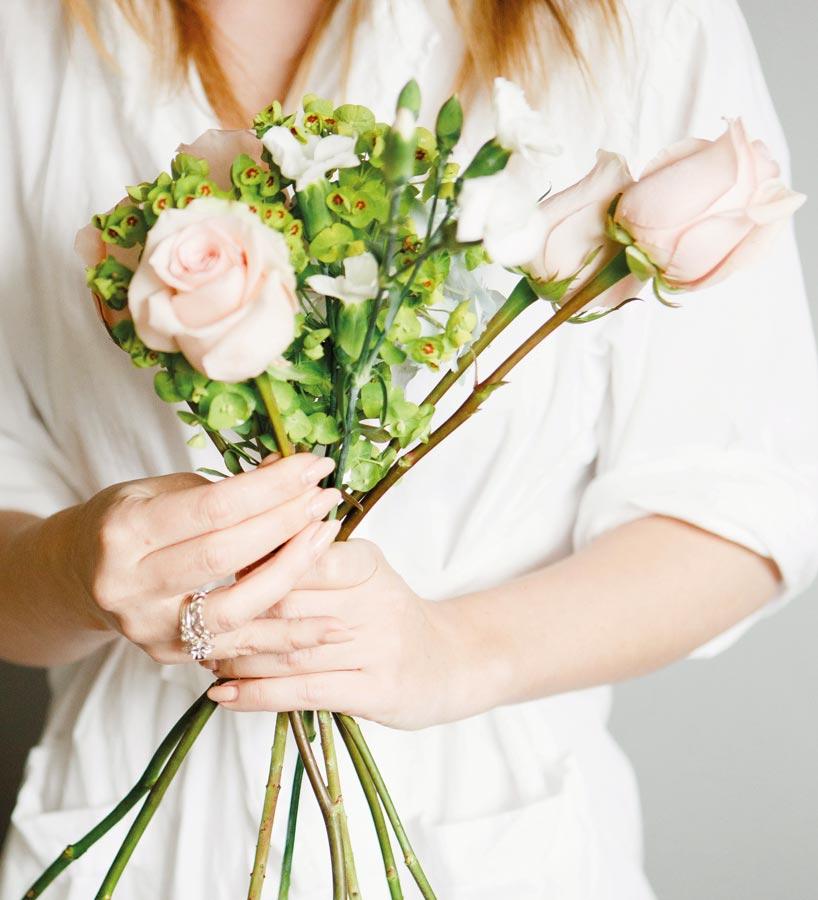 Букет невесты мастер-класс