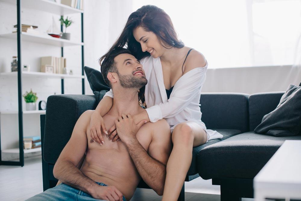 Почему нам нехочется секса слюбимыми: 7причин