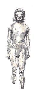 Греческие статуи— идеал мужчины
