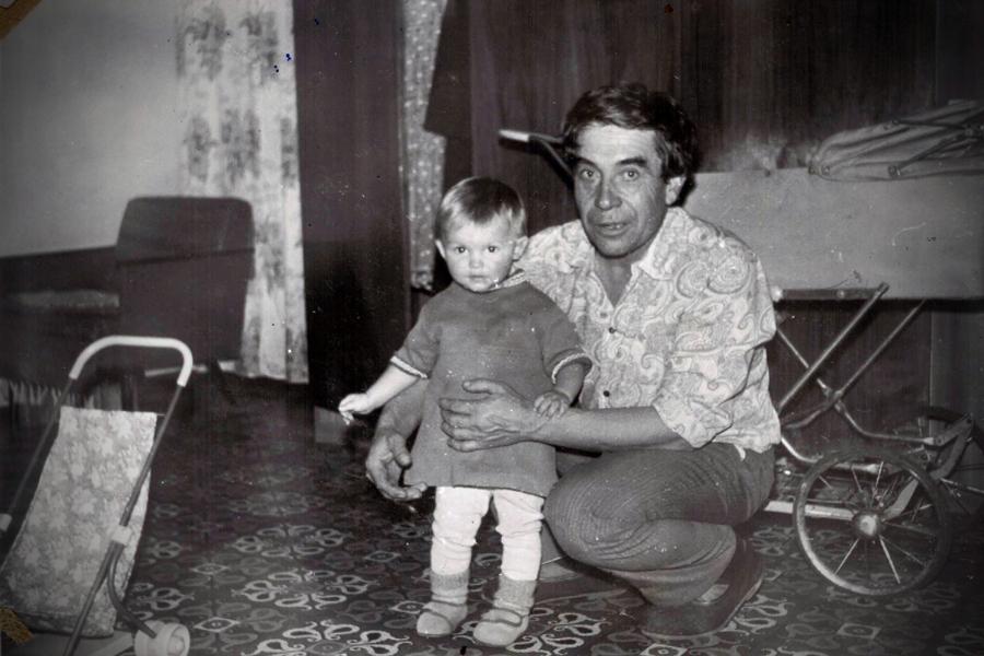 Детство с дедушкой