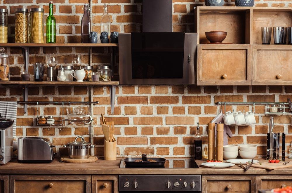 Как освободить место в кухонных шкафах