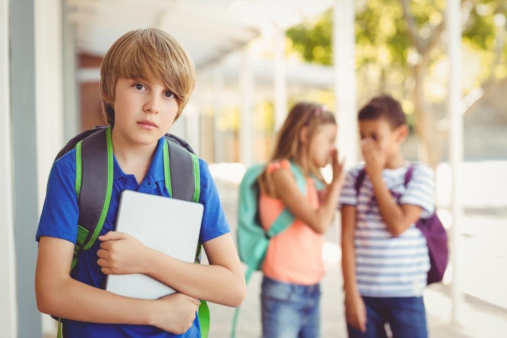 что помогает от травли в школе