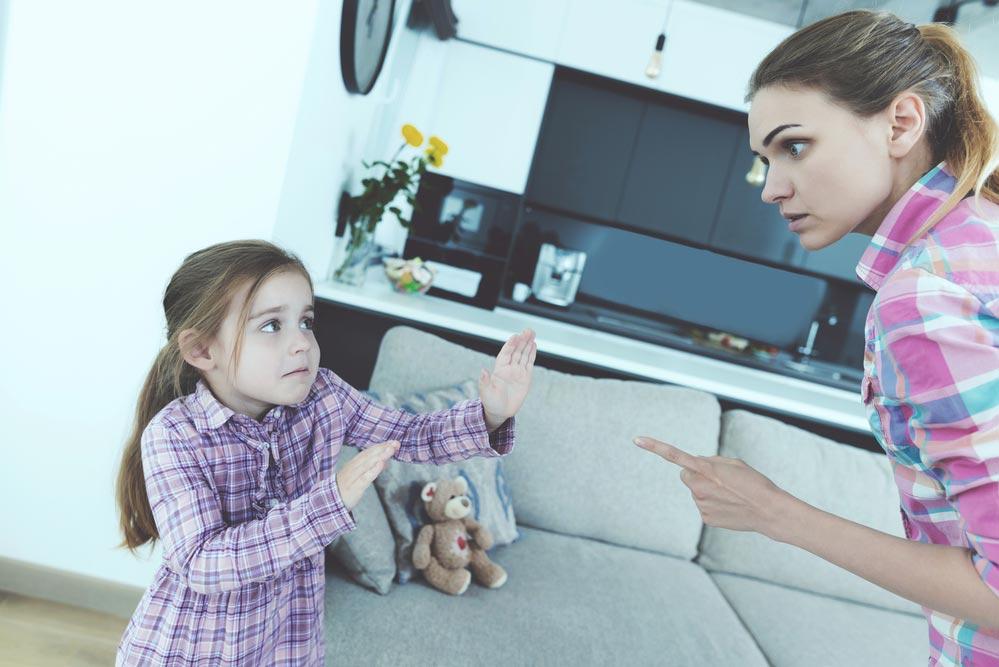 Чтобы перестать бить ребенка, потребуется время