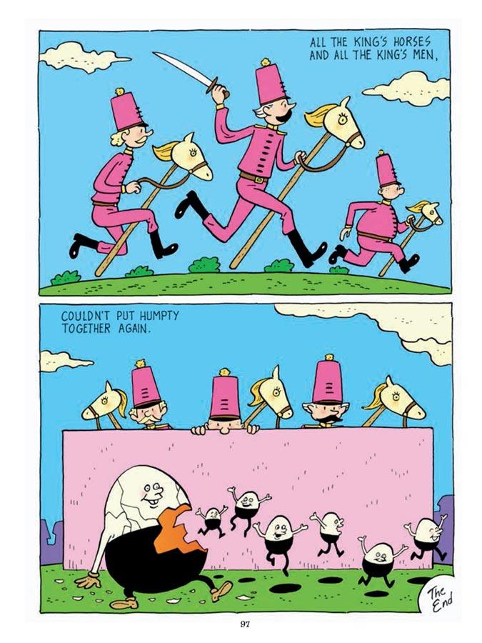 Nursery Rhyme Comics/ Fairy Tale Comics
