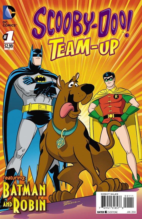 Scooby Doo Team-Up
