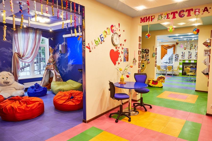 Детский клуб Смайл
