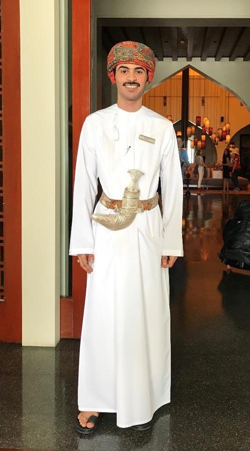 Как одеваться в Омане