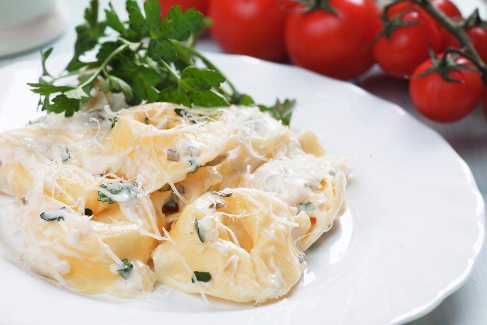 Сырный соус: паста Cacio ePepe