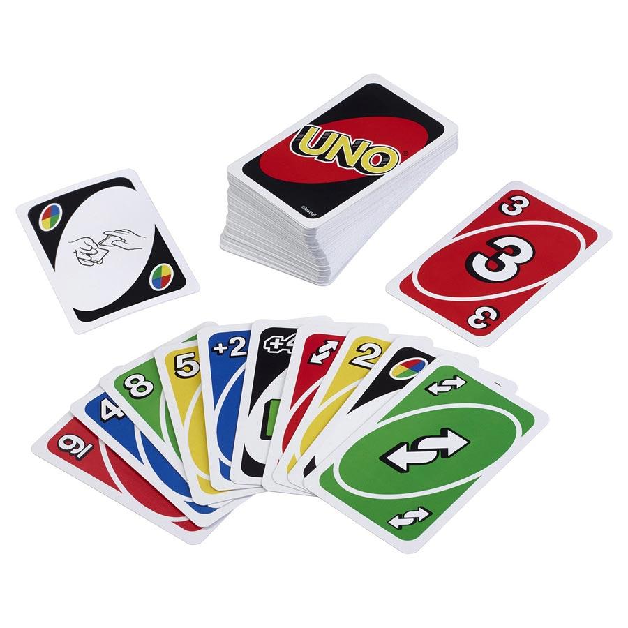 Набор карточек Uno