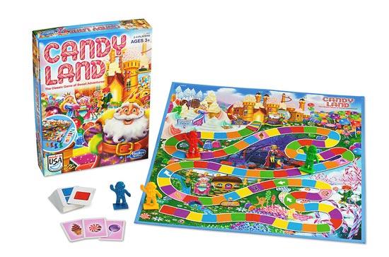 Набор для игры Candy Land