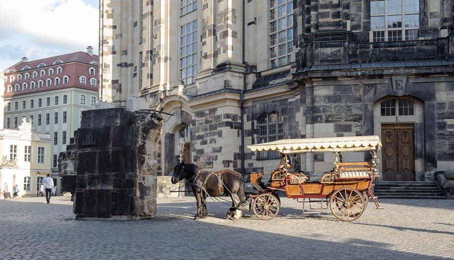 Дрезден за один день