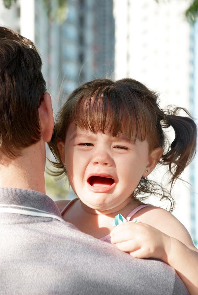 Как подготовить ребенка красставаниям смамой