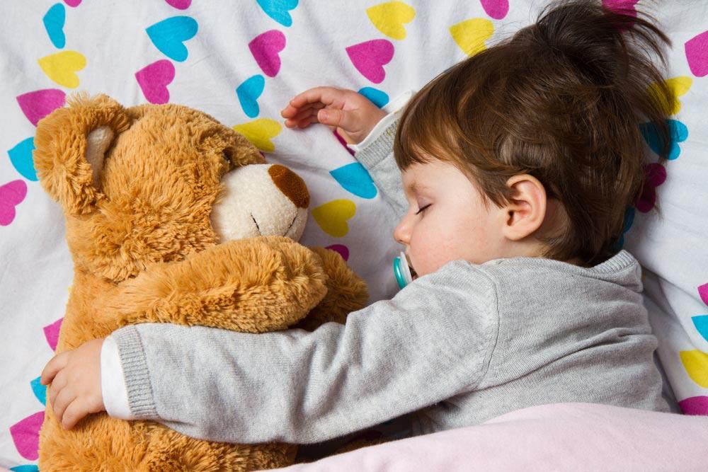 Как перейти на два дневных сна