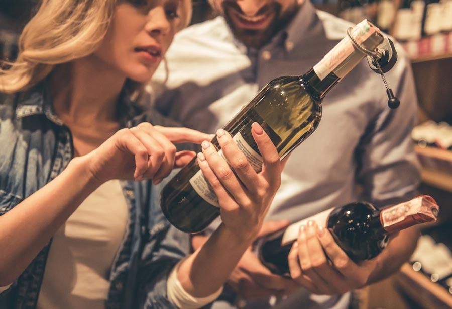 Как правильно читать этикетку набутылке вина
