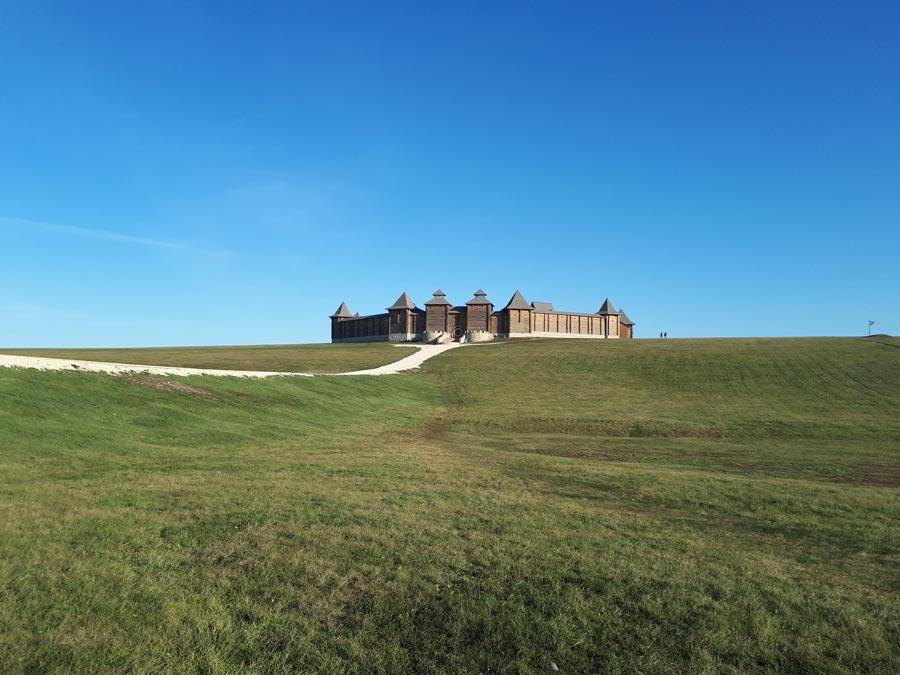 крепость на Кудыкиной горе