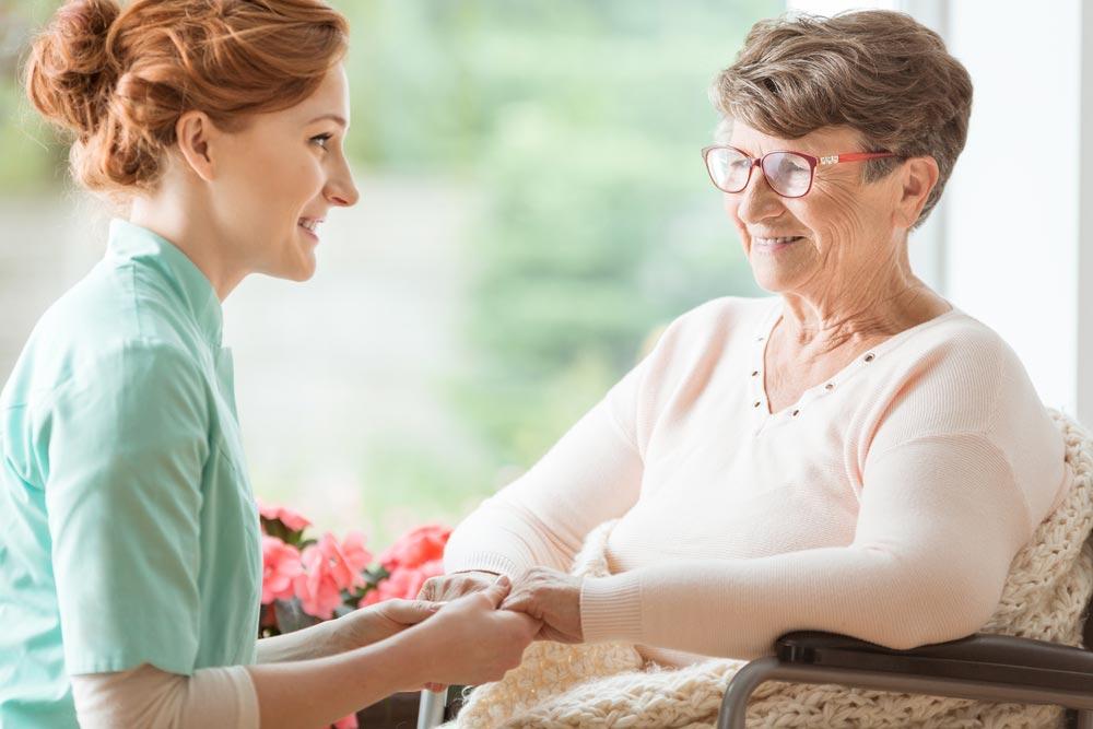 Больной деменцией теряет память