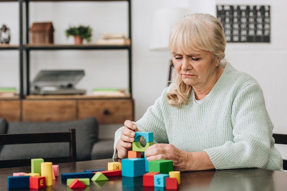 Уход за человеком с деменцией