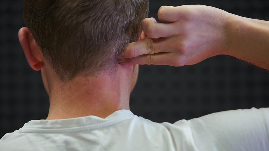 Самомассаж от головной боли при ВСД