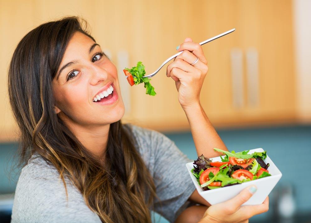 10привычек успешных поедателей овощей