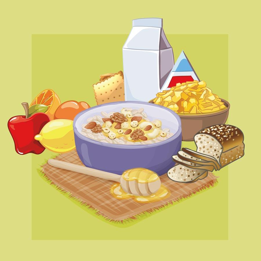 От углеводов толстеют? Какие продукты можно есть без ограничений.  Что есть чтобы похудеть