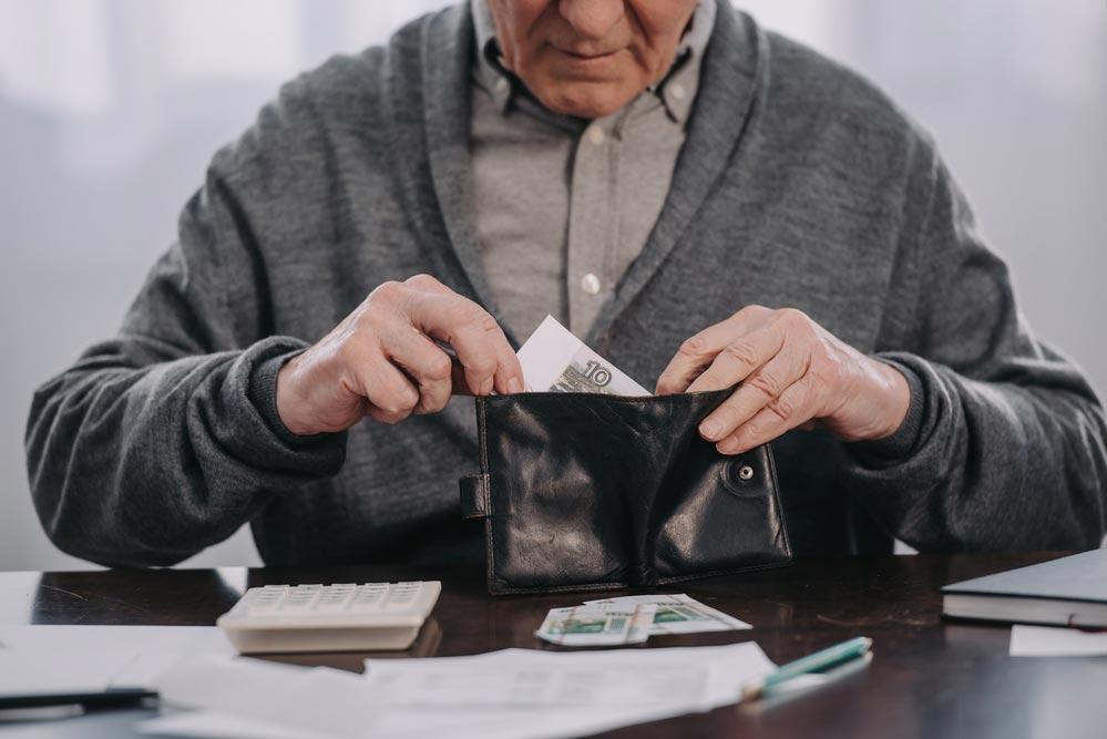 На что нужны деньги в старости