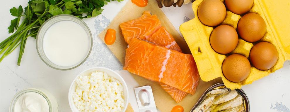 Больше солнца: 5 продуктов, без которых не обойтись зимой.  Продукты, богатые витамином D