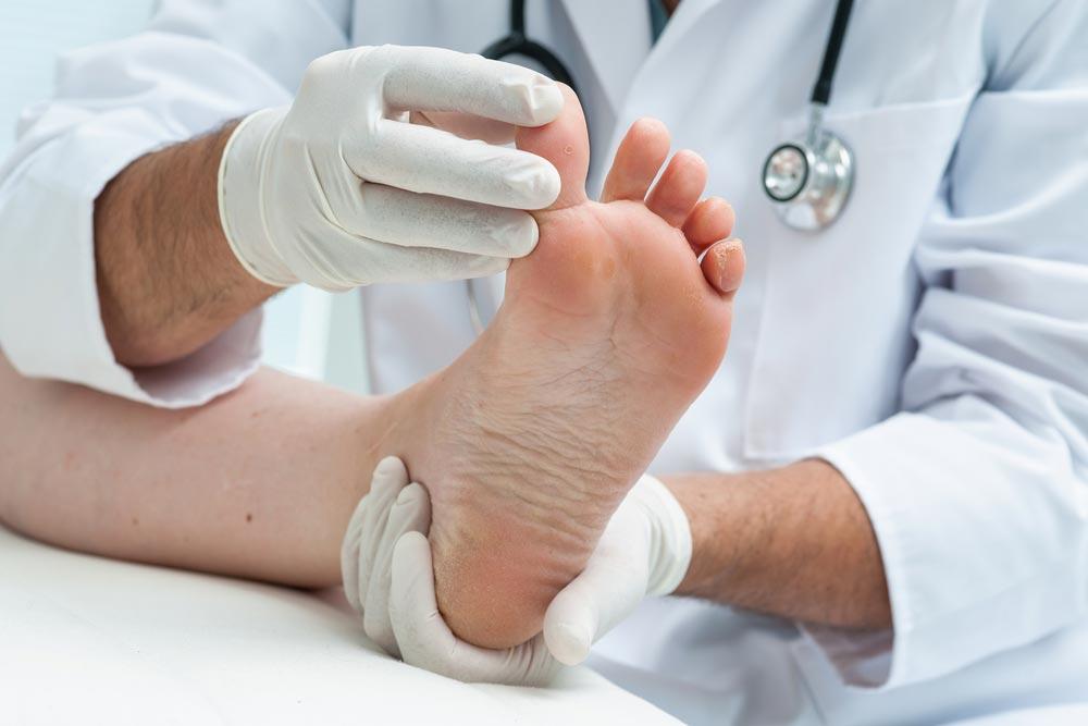 Плоскостопие— врожденная патология?