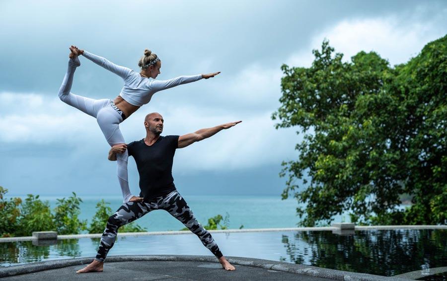 Какие позы йоги лучше всего влияют на психологическое состояние