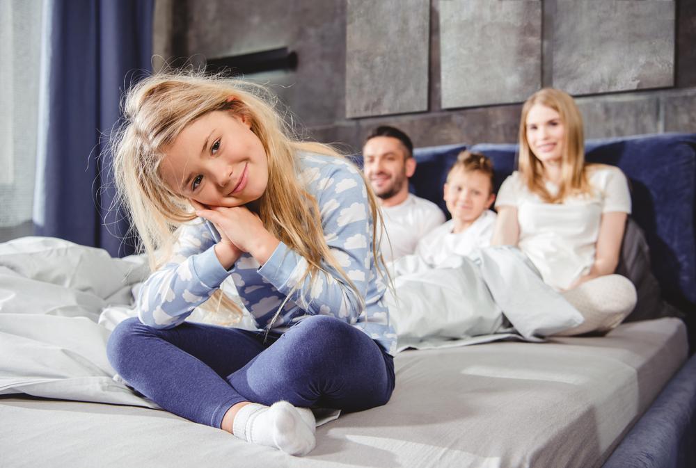 Делаютли дети вас счастливыми?