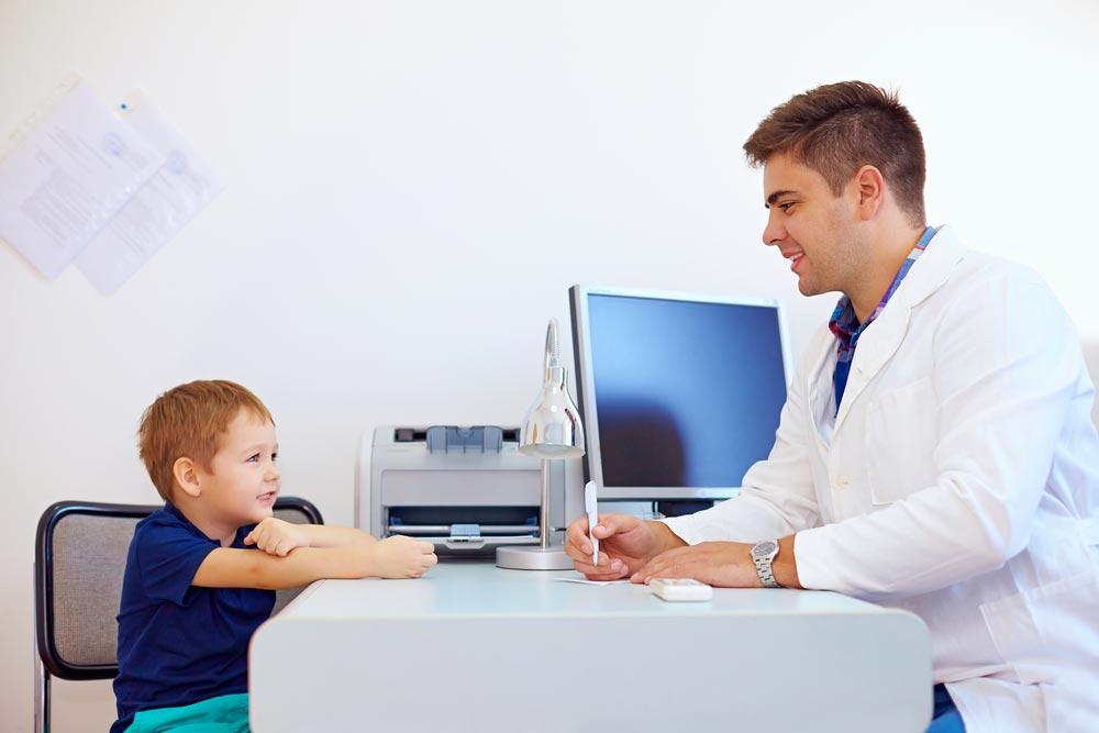 Если ребенок болеет сосложнениями