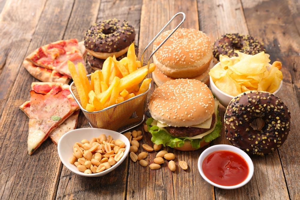 Что делать, если хочется вредной еды?  Вред фастфуда