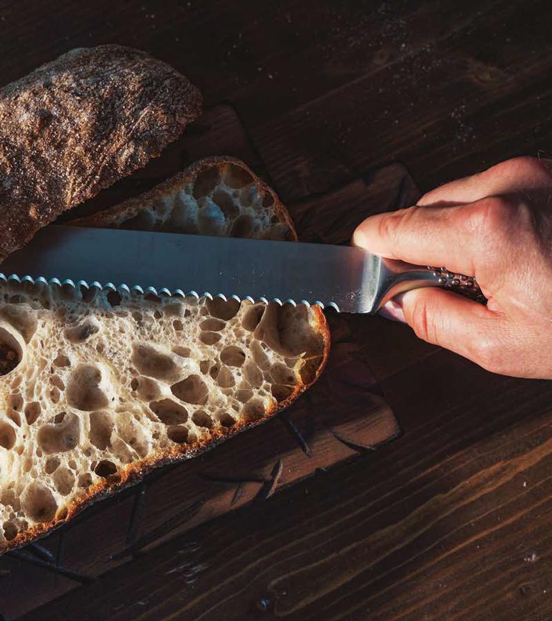 Почему вXX веке перестали печь хлеб назакваске