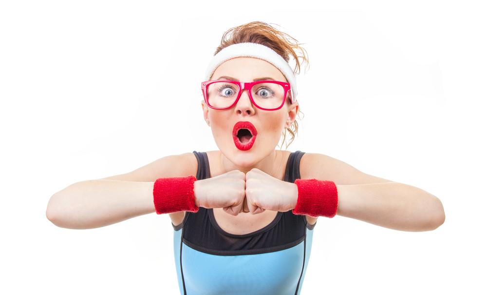 Хотите похудеть и стать красивой? Не совершайте этих ошибок.  Как следить за собой