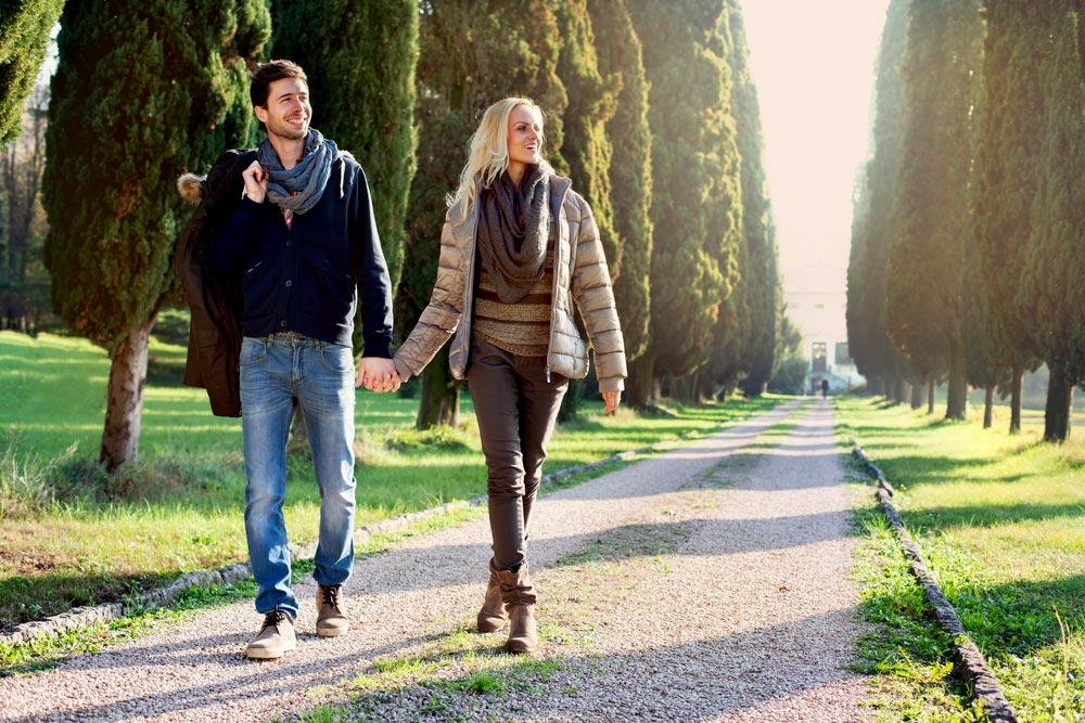 Прогулки наприроде: средство отстресса идля повышения иммунитета