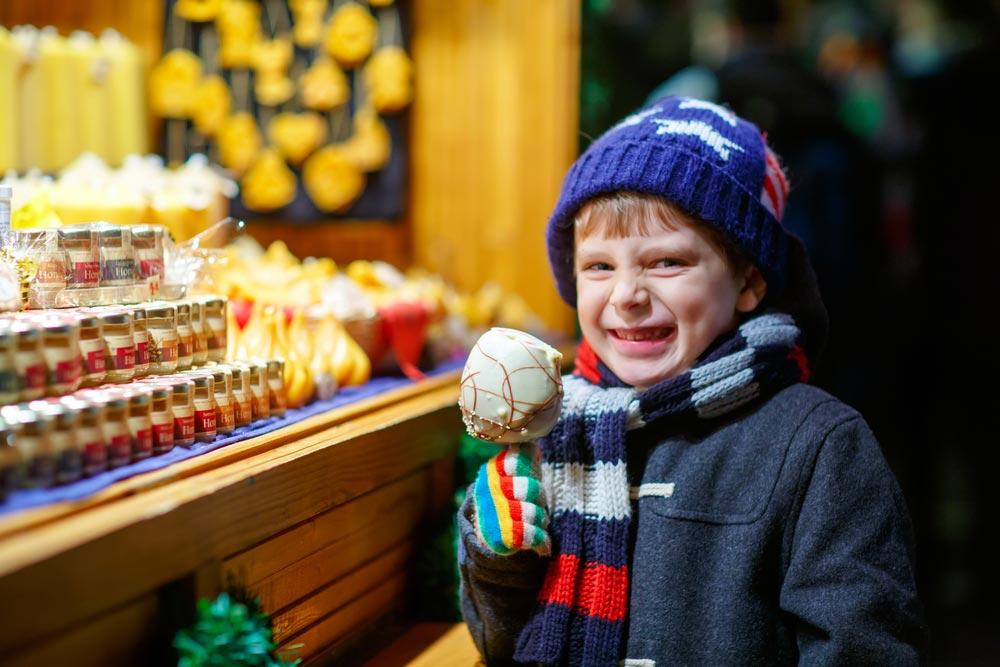 почему детя нельзя сладкое
