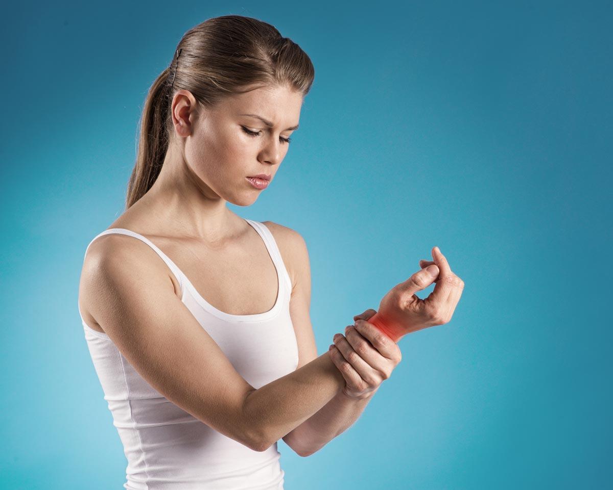 Почему болят кисти рук? Упражнения при туннельном синдроме.  Профилактика туннельного синдрома