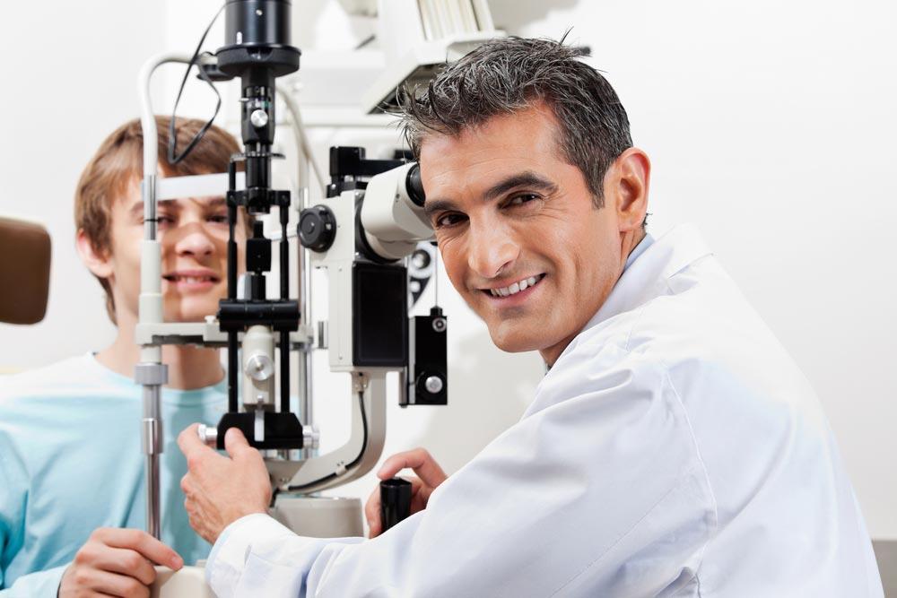 Как лечат глаукому