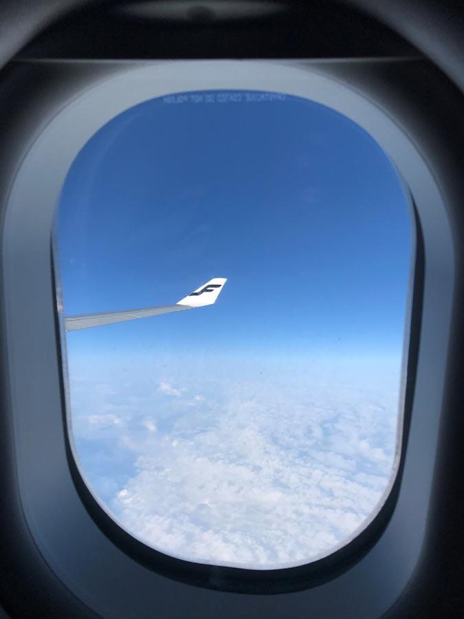 Бизнес-класс Finnair