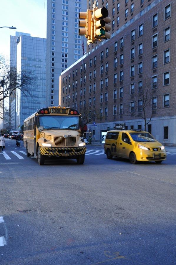 Нью-Йорк: достопримечательности