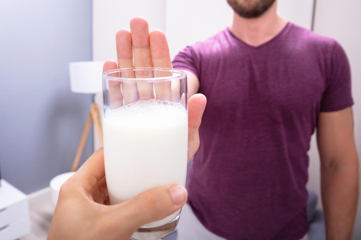 Как понять, что молоко мне вредно