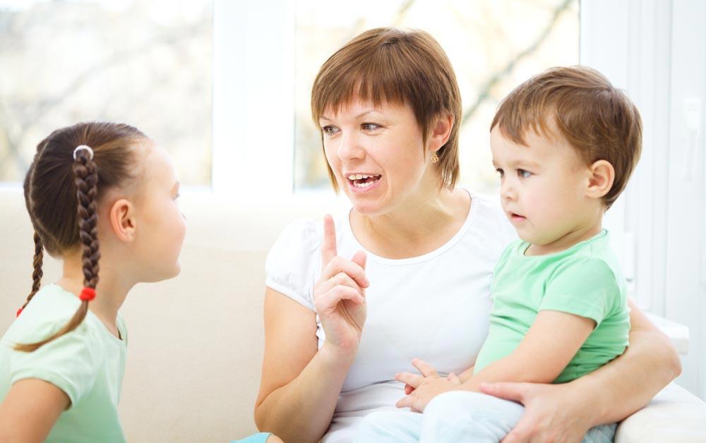 Мамы двоих детей, почему выменя непредупредили?