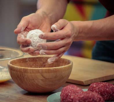 как приготовить яйца по‑шотландски