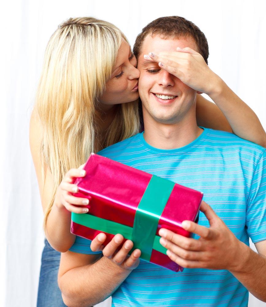 Подарки иязык любви