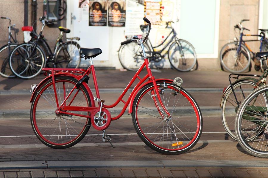 Велосипедные прогулки как спасение отшвейцарской кухни