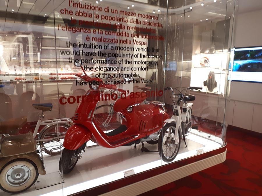 Мотоцикл Веспа