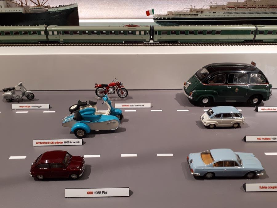 Модели изделий итальянского автопрома